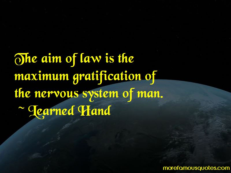 Learned Hand Quotes Pictures 2