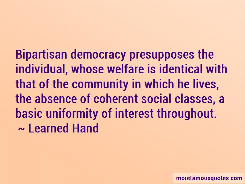 Learned Hand Quotes Pictures 3