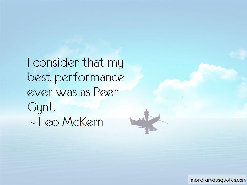 Leo McKern Quotes Pictures 3
