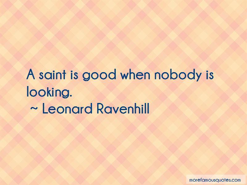 Leonard Ravenhill Quotes Pictures 3