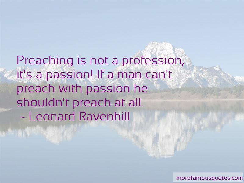 Leonard Ravenhill Quotes Pictures 4