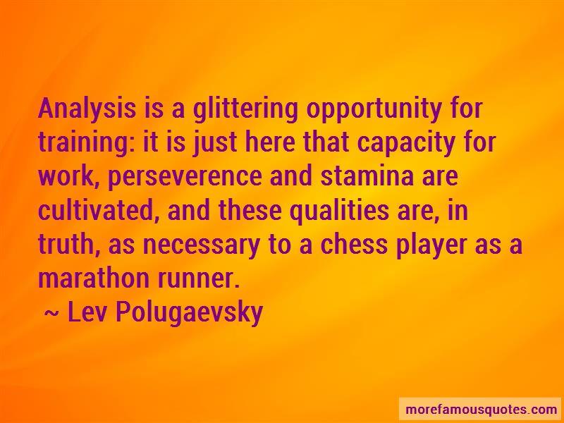 Lev Polugaevsky Quotes