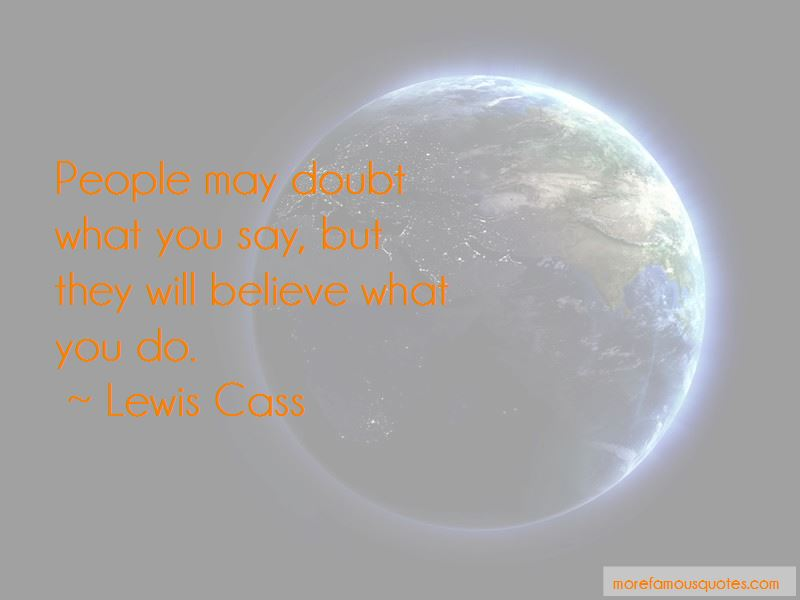 Lewis Cass Quotes Pictures 2