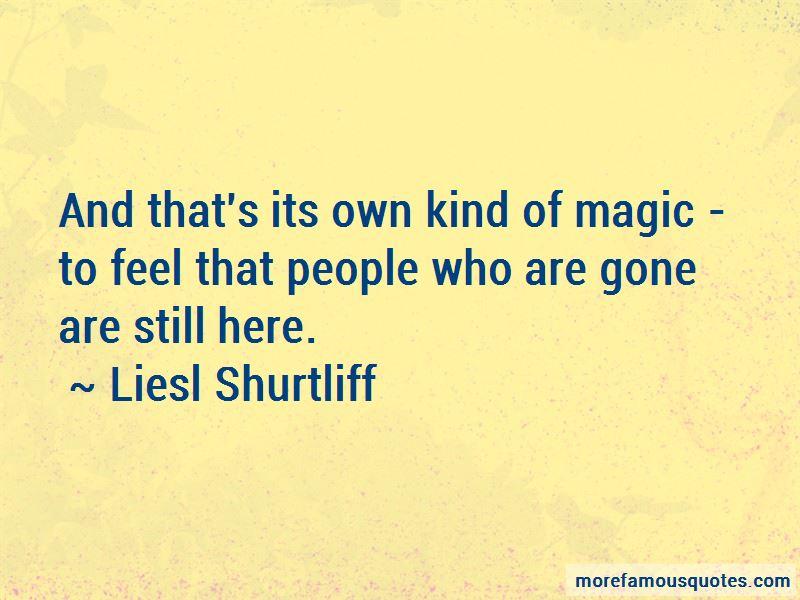 Liesl Shurtliff Quotes Pictures 3