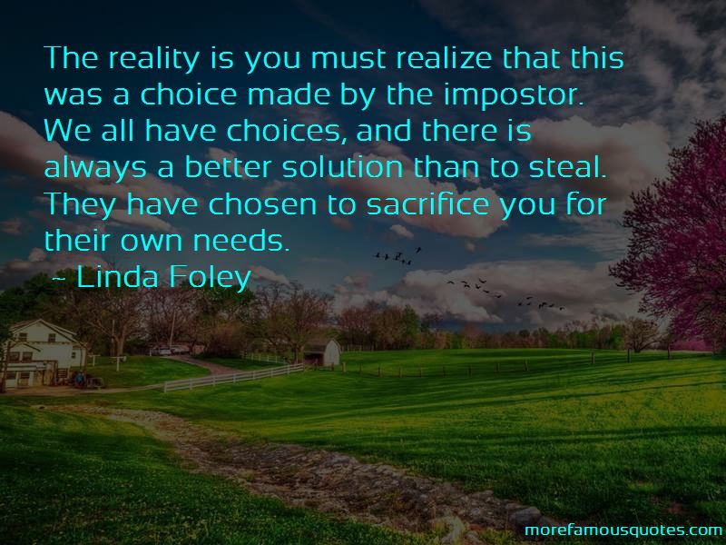 Linda Foley Quotes