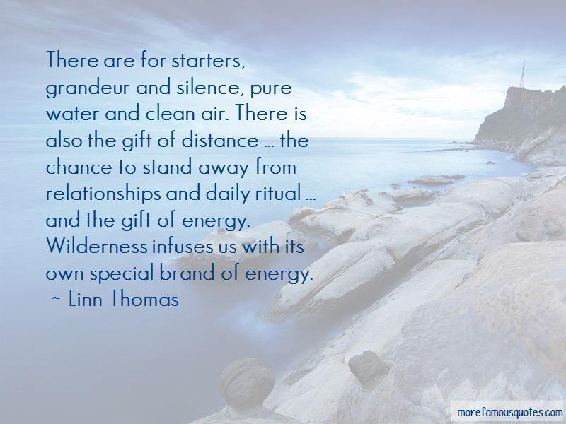 Linn Thomas Quotes