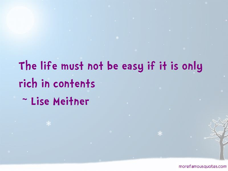 Lise Meitner Quotes Pictures 4