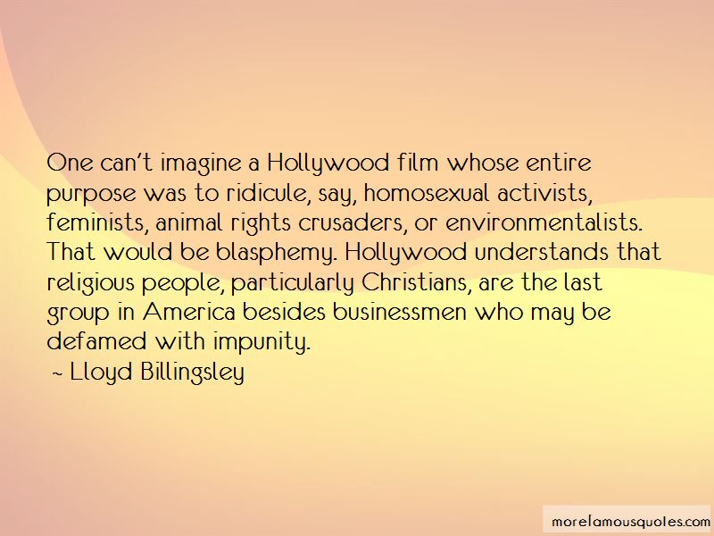 Lloyd Billingsley Quotes Pictures 3