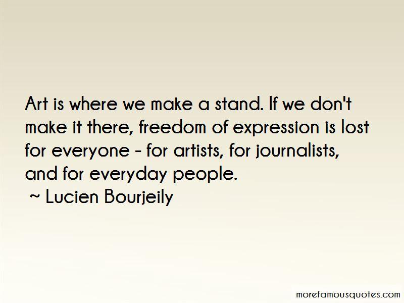 Lucien Bourjeily Quotes