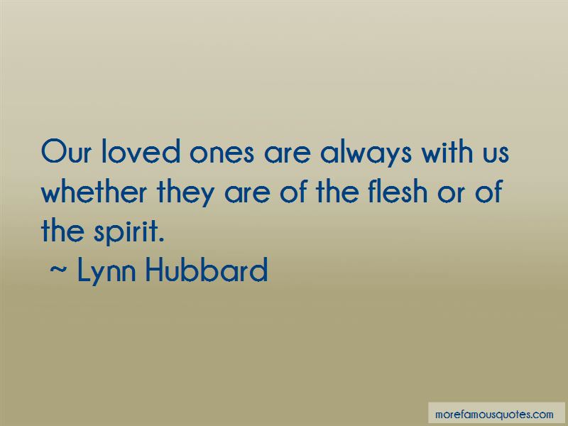 Lynn Hubbard Quotes Pictures 2