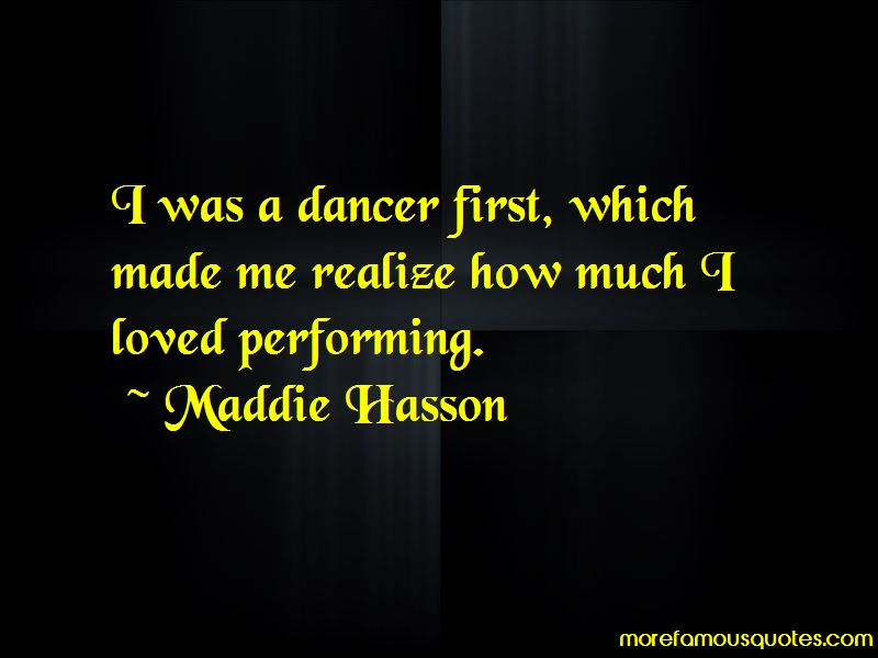 Maddie Hasson Quotes Pictures 4