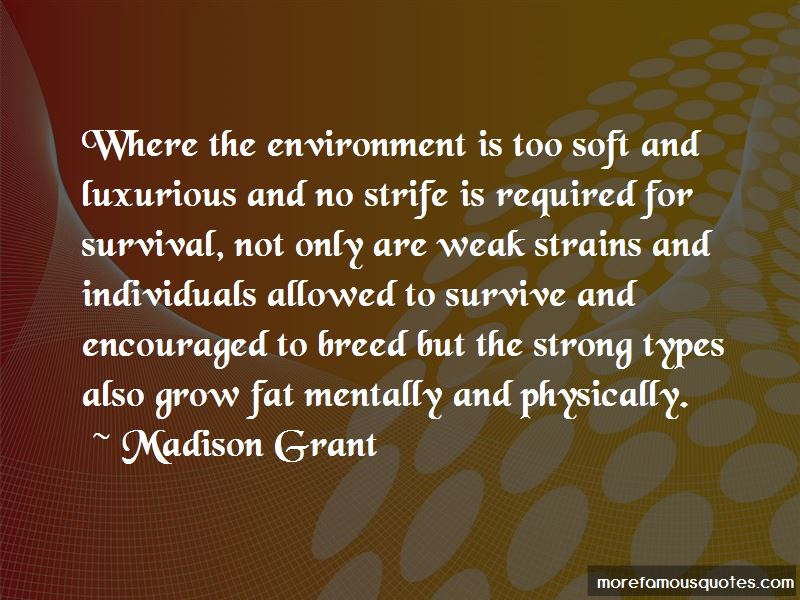 Madison Grant Quotes Pictures 4