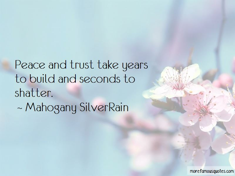 Mahogany SilverRain Quotes Pictures 2