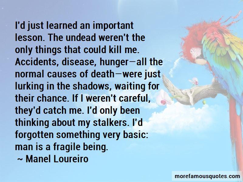 Manel Loureiro Quotes