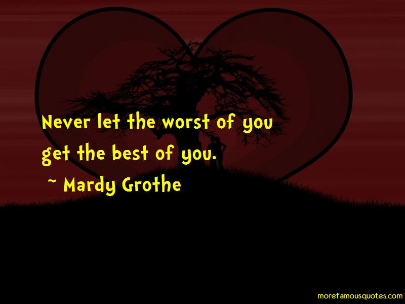 Mardy Grothe Quotes Pictures 3