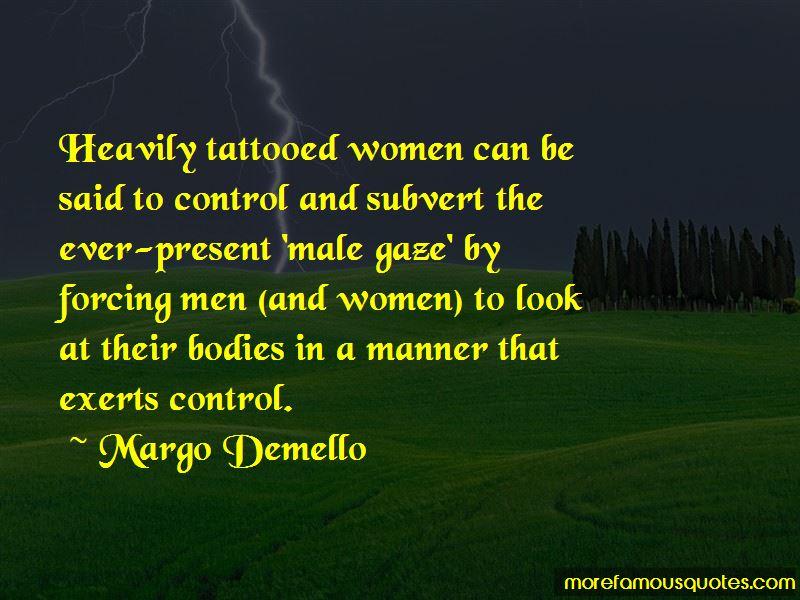 Margo Demello Quotes