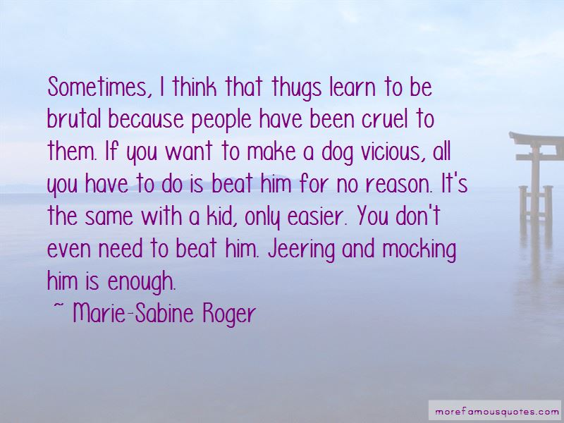 Marie-Sabine Roger Quotes Pictures 2