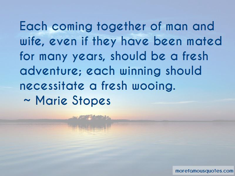 Marie Stopes Quotes Pictures 4