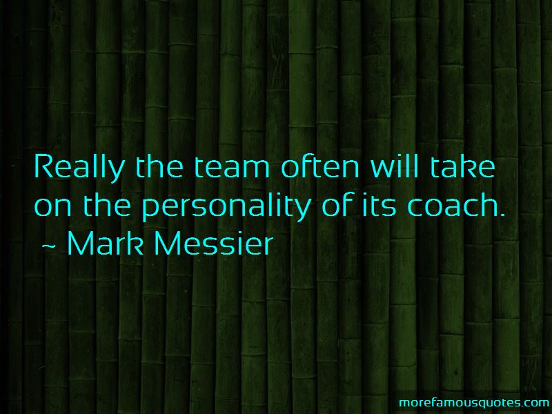Mark Messier Quotes Pictures 4