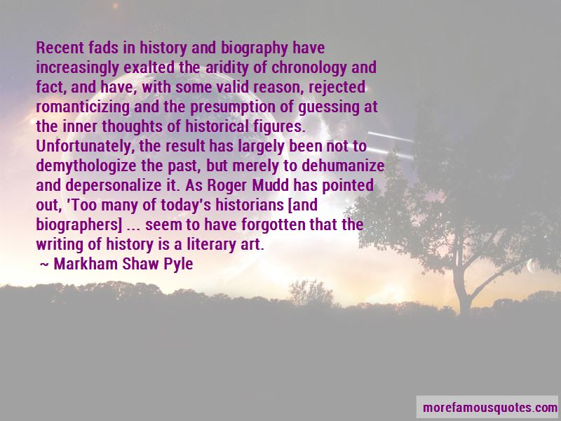 Markham Shaw Pyle Quotes Pictures 2