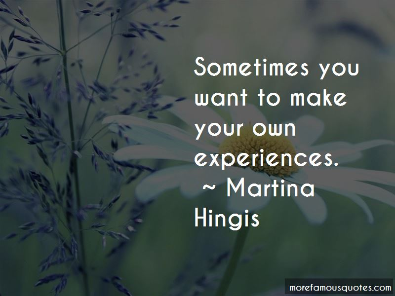 Martina Hingis Quotes Pictures 3