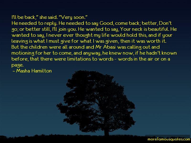 Masha Hamilton Quotes Pictures 4