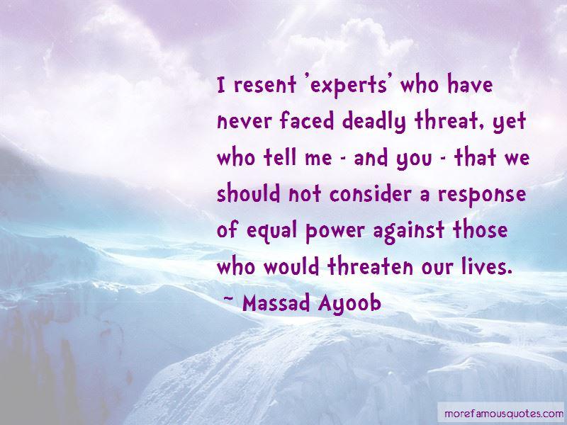 Massad Ayoob Quotes Pictures 2