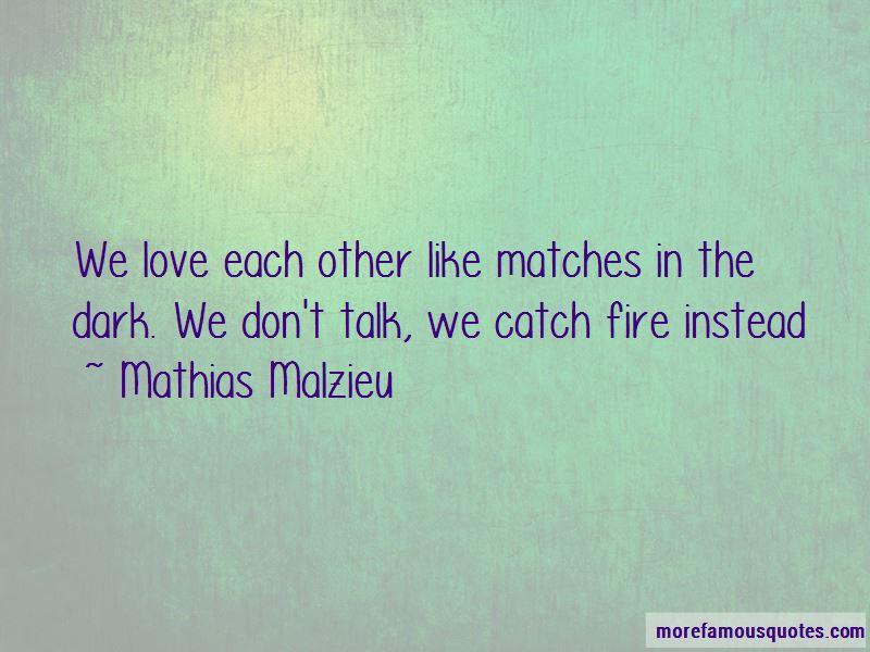 Mathias Malzieu Quotes Pictures 4