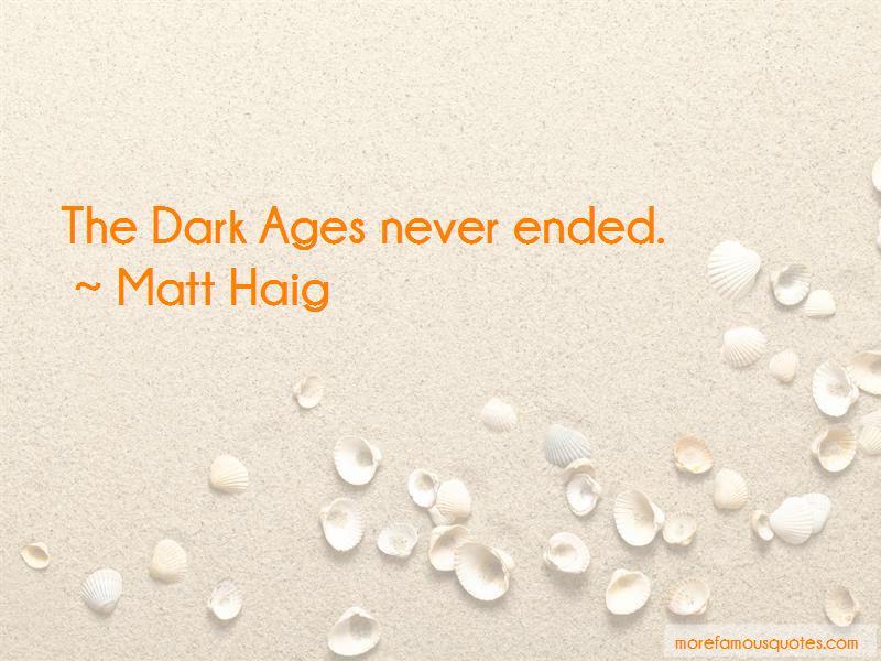 Matt Haig Quotes Pictures 3