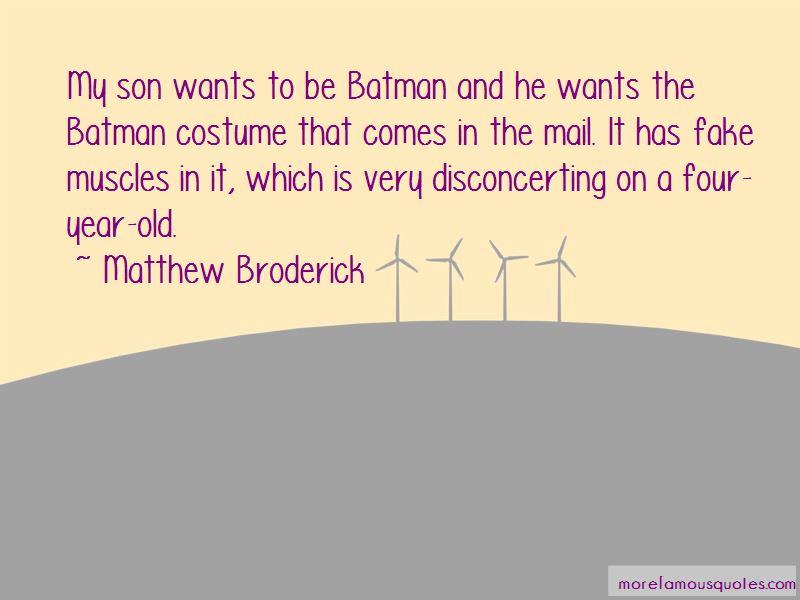 Matthew Broderick Quotes Pictures 2
