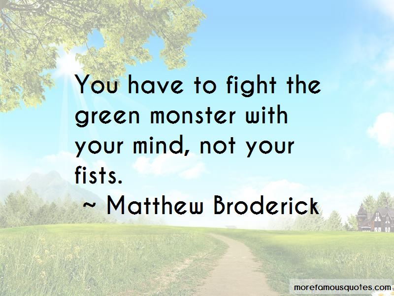 Matthew Broderick Quotes Pictures 4