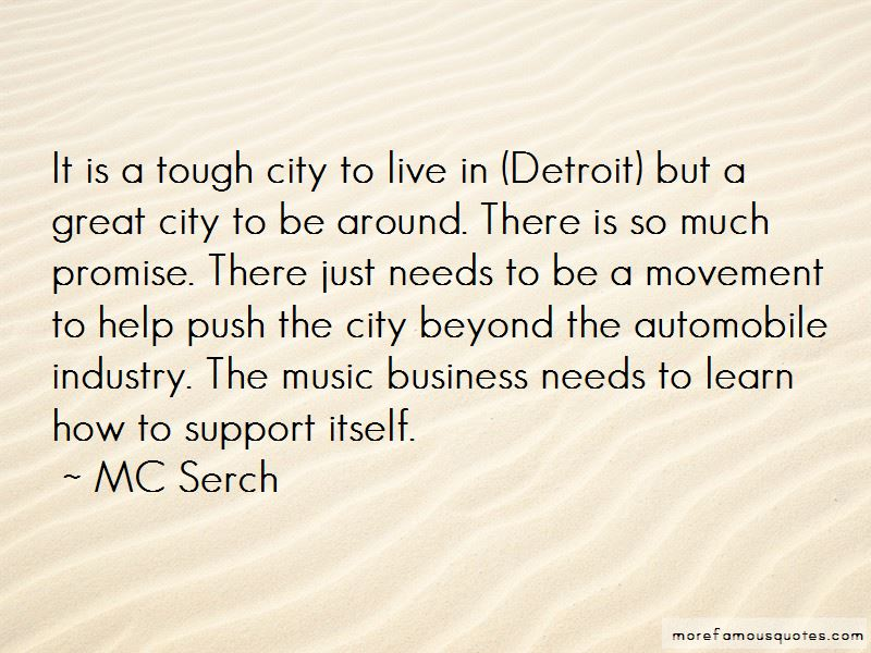MC Serch Quotes
