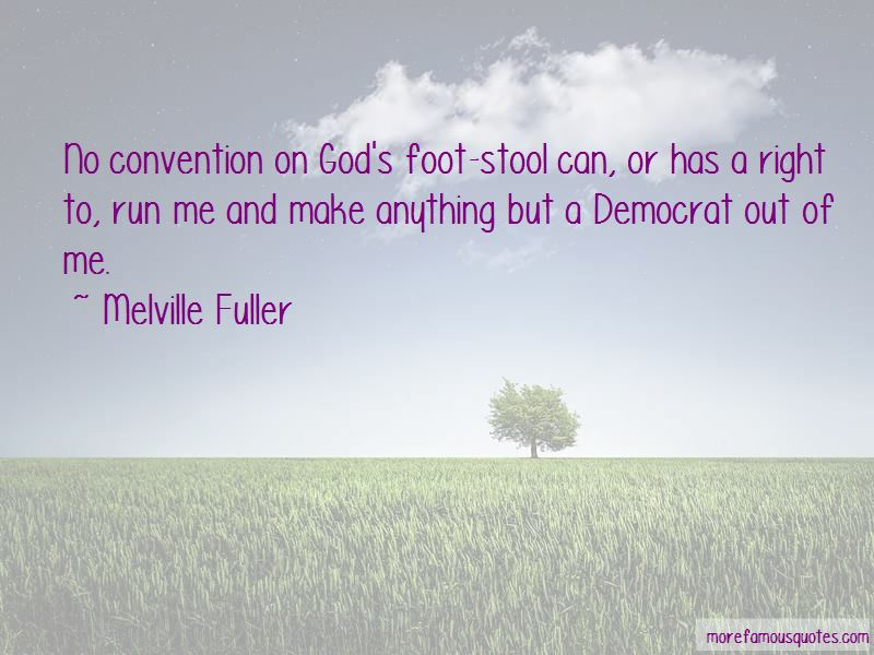 Melville Fuller Quotes