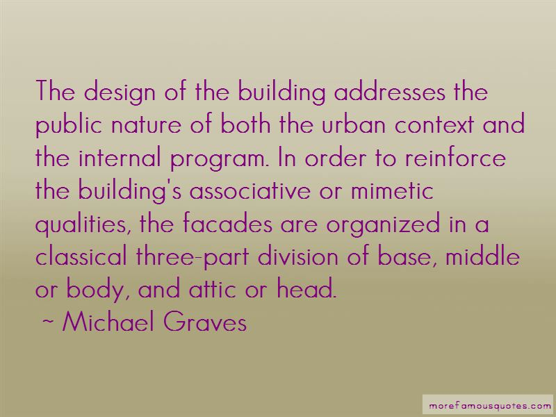 Michael Graves Quotes Pictures 2