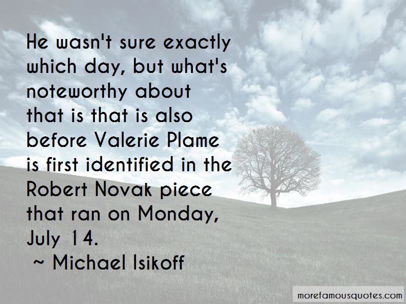 Michael Isikoff Quotes Pictures 3
