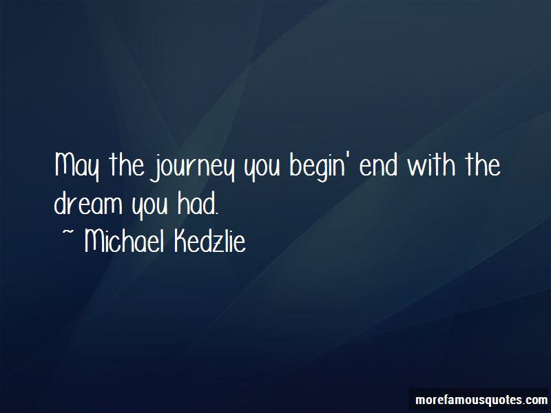 Michael Kedzlie Quotes Pictures 2