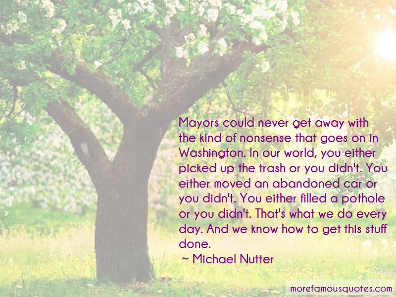 Michael Nutter Quotes Pictures 3