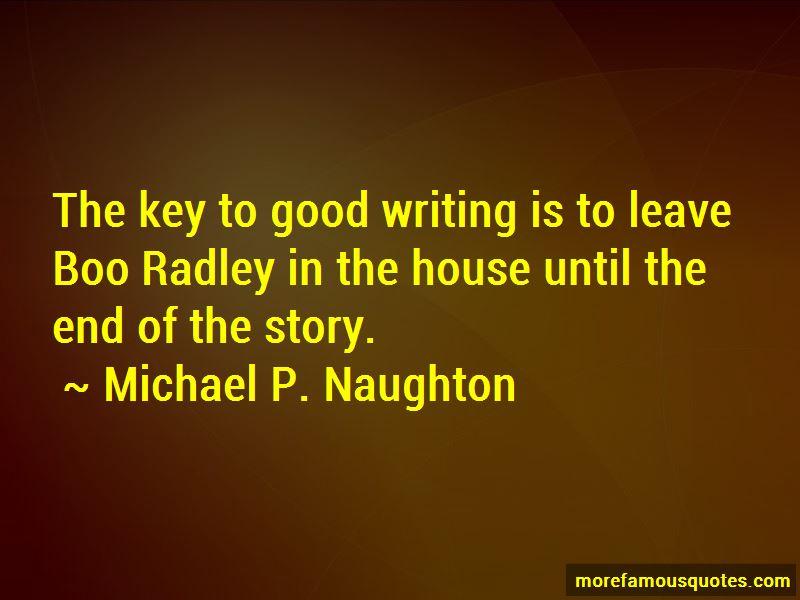 Michael P. Naughton Quotes Pictures 2