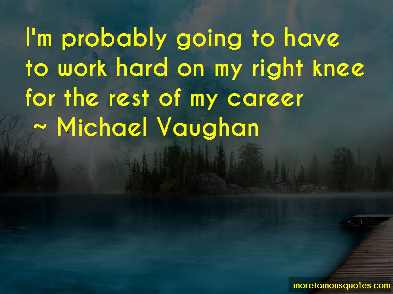 Michael Vaughan Quotes Pictures 2