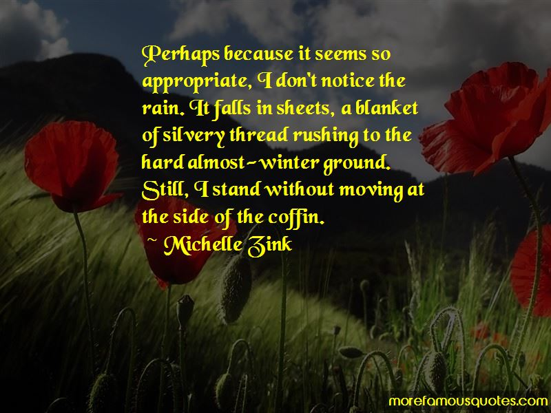 Michelle Zink Quotes Pictures 2