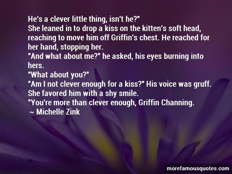 Michelle Zink Quotes