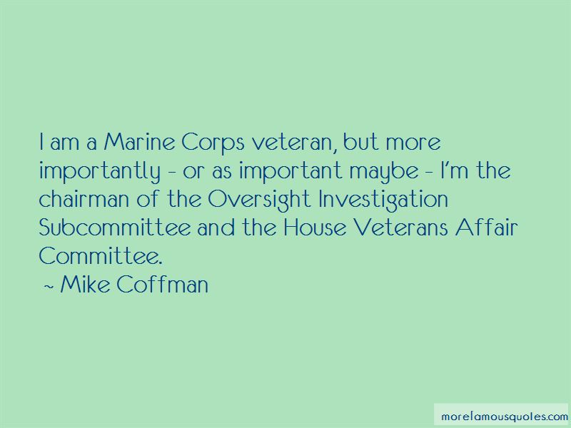 Mike Coffman Quotes Pictures 2