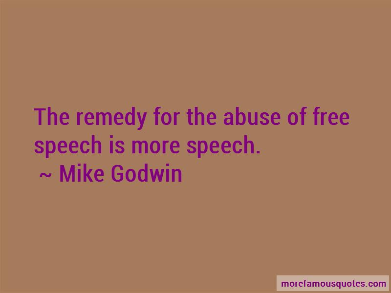 Mike Godwin Quotes Pictures 3