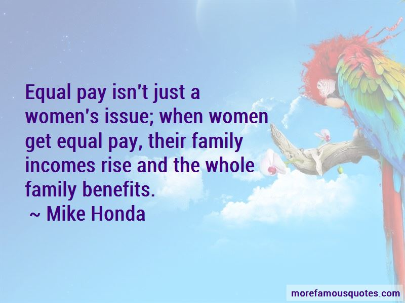 Mike Honda Quotes Pictures 2
