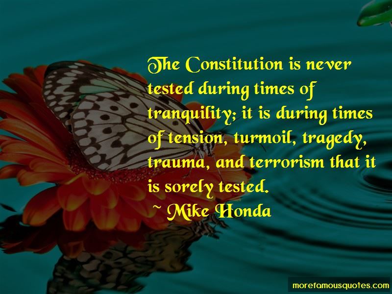 Mike Honda Quotes Pictures 3