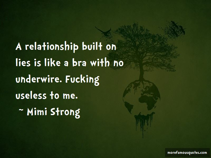 Mimi Strong Quotes Pictures 3