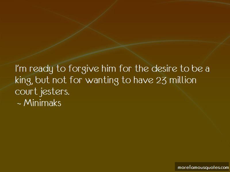 Minimaks Quotes