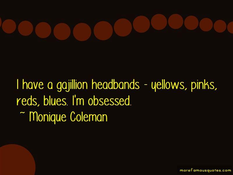 Monique Coleman Quotes Pictures 4
