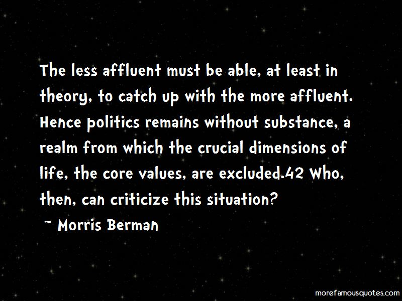 Morris Berman Quotes Pictures 2