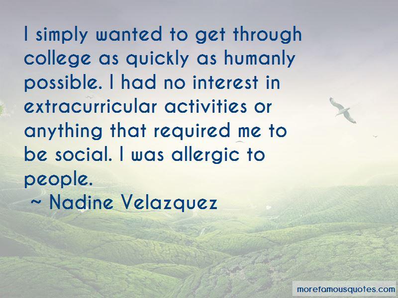 Nadine Velazquez Quotes Pictures 2